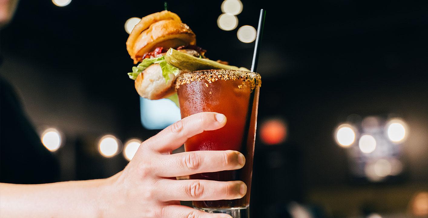 Burger Caesar